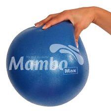 MAMBO 26cm Blu Pilates Ball GONFIABILE Core stabilità di NUOVO Esercizio Palestra Yoga