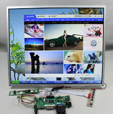 "HDMI VGA DVI Audio LCD Controller Board +19"" G190ETN01.0 1280X1024 LCD Screen"