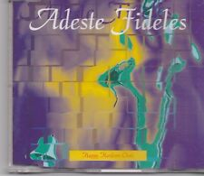 Adeste Fideles-Happy Hardcore Choir cd maxi single