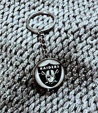 Raiders pendant Key Chain Las Vegas Oakland Raiders NFL