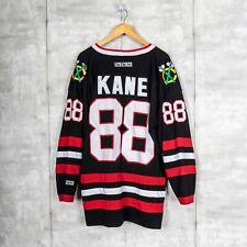 CCM NHL Chicago Blackhawks Patrick Kane #88 Stitched Jersey Size Large