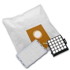 20 sacchetto per la polvere + HEPA + FILTRO di protezione del motore per Siemens z3.0 Compressor tecnica.vsz31455