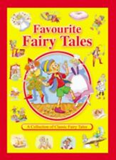 ,Favourite  FAIRY TALES  ~ Childrens Classic Large Story Book Hardback UK Seller