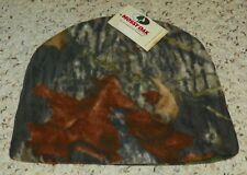 Mossy Oak - Camouflage Fleece - Skull Cap / Camo Beanie - NEW