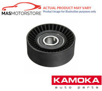 V-RIBBED BELT TENSIONER PULLEY FRONT KAMOKA R0019 P NEW OE REPLACEMENT