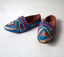 anciennes chaussures traditionnelles babouches Vintage ethnique P 27