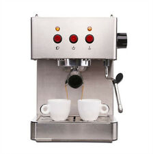 Electric mini home use espresso coffee machine for making latte cappuccino coffe