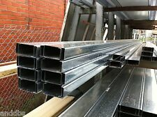 Galvanised Purlins / Purlin Z-C10019 NEW 6100mm / 6.1mt per length Garage / Shed