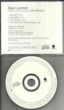 SEAN LENNON Ultra Rare 4TRK SAMPLER PROMO Radio DJ CD Single 1998 John BEATLES