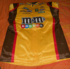 Rare Kyle Busch M & M's Racing Jacket Large NEW LAST CHANCE  FREE SHIP