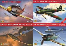 RS Models 1/72 Detail set for Ki-61/Ki-100 # 93002