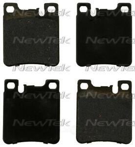 Disc Brake Pad Set Rear Auto Extra AXMD603