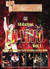 """LOS BONDADOSOS   """"14 Exitos En Vivo"""" - NEW SEALED DVD * Made in the USA"""