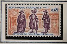 Timbre - FRANCE - Ouveture Etats Généraux 1789  - neuf** - n°1678 - année 1971