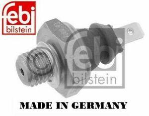 BMW E21 E30 E12 E28 E24 Oil Pressure Switch FEBI Bilstein  61311354274