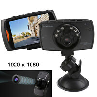 "Durable DVR Cam Recorder Night Vision 1080P 2.7"" HD LCD Car Dash Camera Video"
