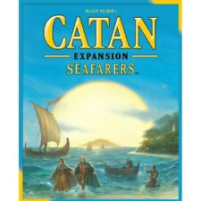 Catan Expansion Seafarers Board Game : Mayfair Games - NEW
