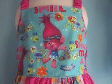 "Little Girls 4T ""TROLLS"" dress/jumper by 5 Girls Boutique"