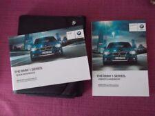 BMW 1 Series 2014 Car Owner & Operator Manuals