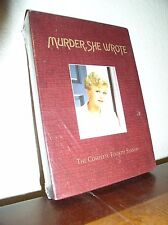 Murder She Wrote - The Complete Fourth Season (DVD, 2006, 5-Disc Set,NEW)