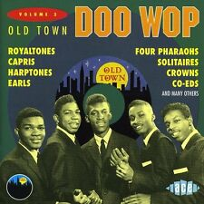 Various Artists - Old Town Doo Wop 3 / Various [New CD] UK - Import