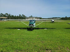 1958 CESSNA 172 AIRFRAME, 8765TT, NO CRASH, WIND DAM TO WINGS ONLY, CHEAP!