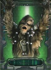 Star Wars Masterwork 2016 Alien ID Guide Chase Card AI-2