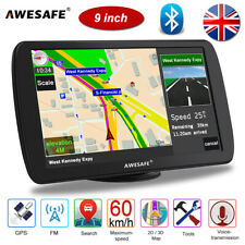 "Awesafe 9"" GPS Navi Navigation for Truck Car SAT Free 8GB Europe Maps Bluetooth"
