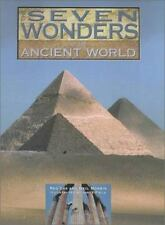 Seven Wndrs Ancient Wrld(wotw) (Wonders of the World (Chelsea House))-ExLibrary