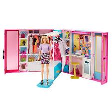 Barbie Fashion & Beauty L'Armadio Dei Sogni Di Barbie Gioco Dai 3 Anni GBK10