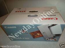 Pixma iP1600 CompactDigital Photo Printer 4800x1200 USB ChromaLife100 PC/Mac NEW