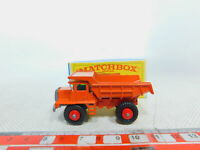 BY340-0,5# Matchbox No. 28 Dump Truck/Kipper/Hinterkipper/LKW Mack, OVP