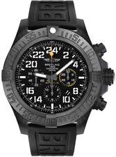 Breitling Avenger Hurricane Black Dial Chronograph Mens Watch XB1210E4-BE89-155S