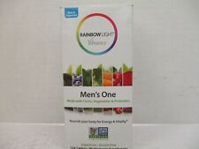 RAINBOW LIGHT MEN'S ONE 120 TABLETS EA-EX: 12/20 AW 3067