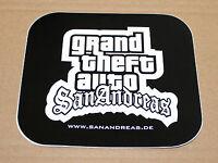GTA Grand Theft Auto San Andreas promo Sticker / Aufkleber