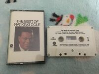 The Best Of Nat King Cole Audio Cassette