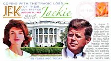 COVERSCAPE computer generated 55th anniversary JFK and Jackie Kennedy cover