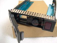 "3.5"" SAS SATA HDD Hard Drive Tray Caddy for HP ProLiant DL 380E G8"