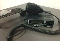 Kenwood NX-720HG-K, VHF 136-174 MHz, 260CH, 50W, Mic, Mount, Programming