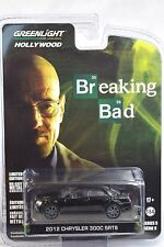 Greenlight Collectibles 44690-B, 2012 300 C CHRYSLER SRT8, Breaking Bad, 1:64