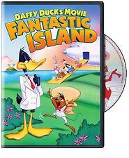 Daffy Duck's Movie Fantastic Island Region 4 New DVD