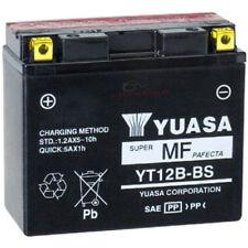 BATTERIA YUASA YT12B-BS 12 V 10 AH CAGIVA NAVIGATOR X RAPTOR 1000