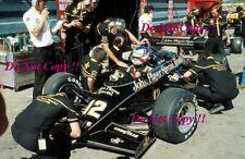 Nigel Mansell JPS Lotus 95T South African Grand Prix 1984 Photograph 5