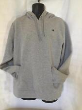 Zutoq NEW mens Zmashed Hoodie Hooded Sweatshirt Light Grey 2XL Orig $99