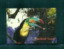 Antigua 2000 Keel Billed Toucan Bird  Minisheet  MNH  Sc 2396