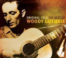 Guthrie, Woody - Original Folk: the Best of 2CD NEU OVP