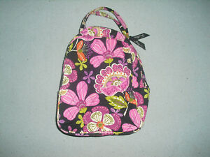 Vera Bradley Lunch Bunch Insulted Tote Bag - Pirouette Pink