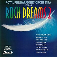 ROYAL PHILHARMONIC ORCHESTRA LONDON : ROCK DREAMS 2 - CD2 / TOP-ZUSTAND