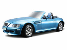 Burago 1/24 Diecast Kit BMW M Roadster  - Blue