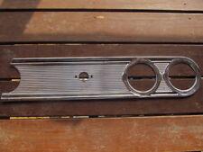 1963 Mercury Comet rear Tail Panel Trim Moulding